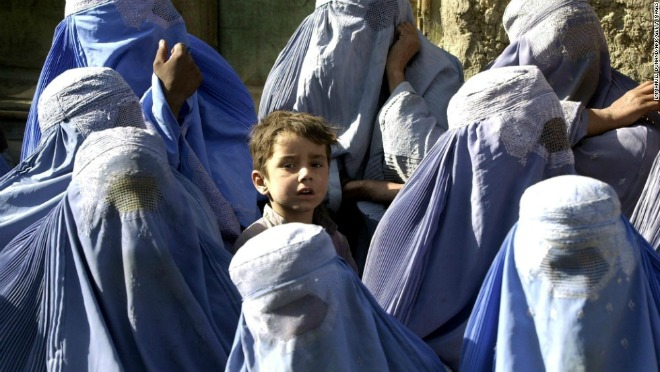 The Burqa, the Baker, and the Bishops