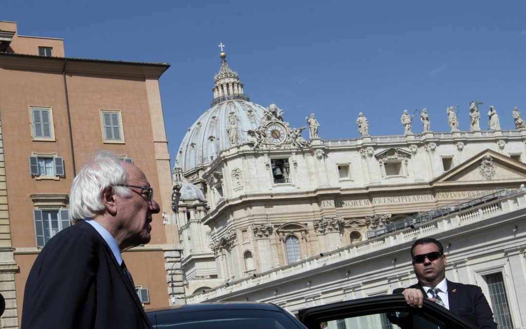 Pope Francis's Socialist Agenda