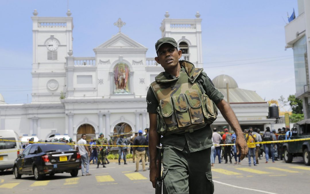 The Sri Lanka Terrorists:  Martyrs or Murderers?