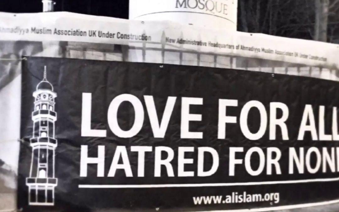 Beware of Muslim Bearing Pamphlets