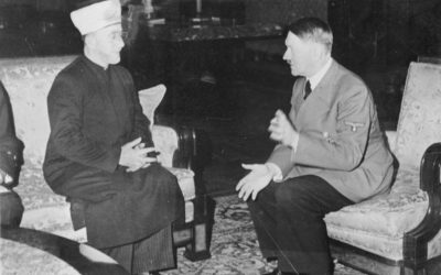 Hitler and the Grand Mufti
