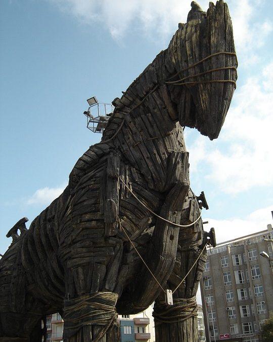 Islam's Trojan Horse