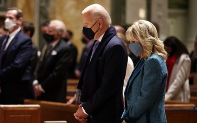 "Biden re-defines ""Devout Catholic:"" Will the Bishops Act?"