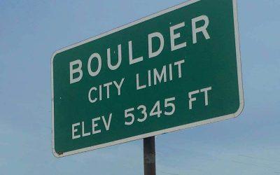 Boulder but no Wiser