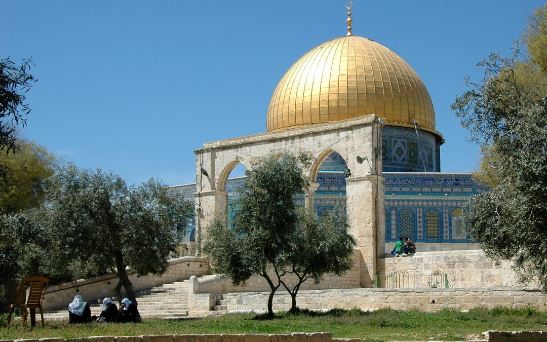 The Church, the Jews, and the Palestinians.